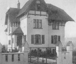 Die Villa Pagenstecher in Bad Münder. Foto: Dewezet